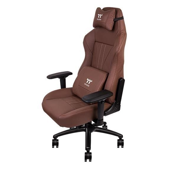 Prime Thermaltake Tt X Comfort Gaming Chair Braun Hellowe Are Lamtechconsult Wood Chair Design Ideas Lamtechconsultcom